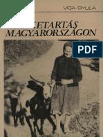 Népi kecsketartás magyarországon