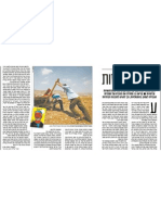 Review of The Hilltop in Israel Hayom