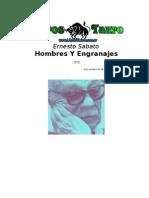 Sabato, Ernesto - Hombres Y Engranajes
