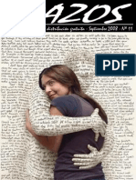 Revista Trazos nº 11 septiembre 2008