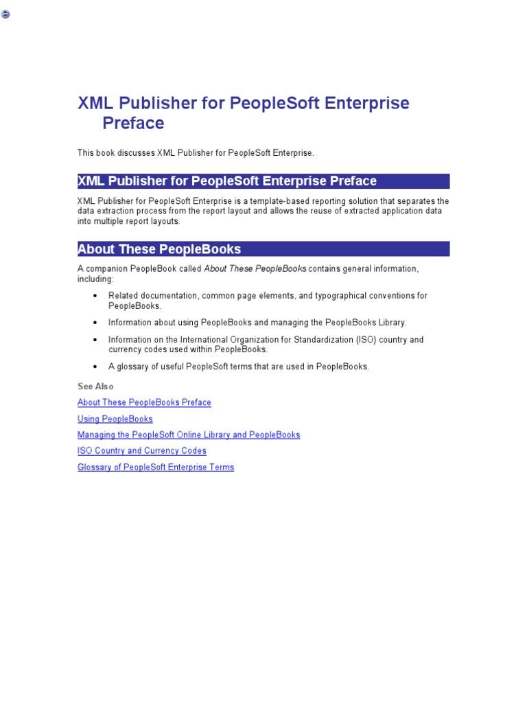 Xml phd thesis