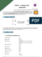 VHDL combinatoire