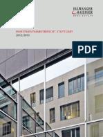 Investmentmarktbericht Stuttgart 2012 / 2013