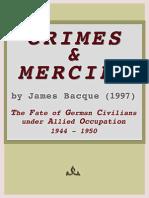 Crimes & Mercies - prom. version