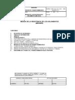 MEDIDA RESISTENCIA DE AISLAMIENTO.doc