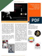 Torneo Karate-Do Tradicional Pereira 2013