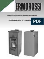 Thermorossi pellete stove user manual