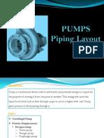 Pump Piping Layout