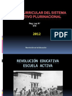 2. Modelo Educativo Plurinacional