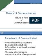 theory of communication