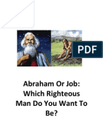 Abraham or Job