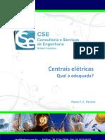 Centrais elétricas