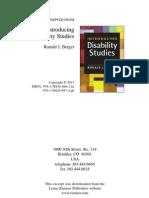 Berger Intro-DisabilityStudies 13