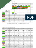 Year 8 AMYC unit selection process