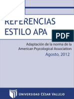 Manual Apa 2012 II