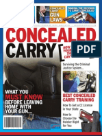 Concealed Carry Guide 2012
