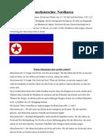 menschenrechte nordkorea