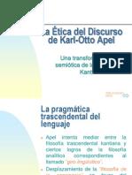 APEL - PPT La Etica Del Discurso de Apel.ppt