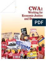 CWA Convention Call