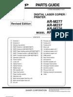 ARM277 E Parts