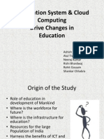 Use of ICT in Education