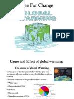 global warmming