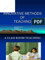 innovative methods in teaching