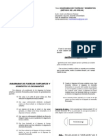 Guia 9 Diagramas Fuerzas y Momentos Metodo Areas