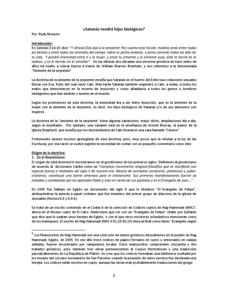 SatanásCristotítuloMitología La Simiente De Griega EDH2I9WY