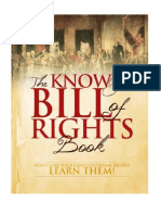 Know Your Bill of Rights! (Free Preview)