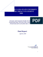 Penn State Economic Impact Report