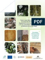Booklet - International Developments in Trade in Legal Timber (ES)_0