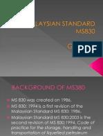 MS830 Slide