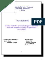 Proiect Statistica Final Secuiu