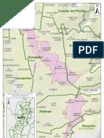 01-02-1013 Mapa de sectores intervenidos Bellavista Alto - Quito