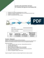 TP Configuration Statique Routeur