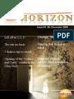 Horizon - First Edition