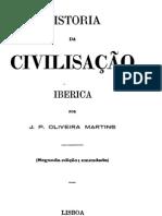 História da Civilização Ibérica, por Oliveira Martins