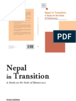 nepal in transition