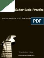 Effective Guitar Scale Practice.2