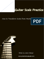 Effective Guitar Scale Practice.2
