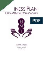 Heka Medical Business Plan