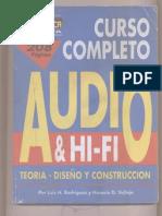 Curso completo de Audio y HI FI - Saber Electronica