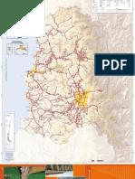 Mapa Centro Chile 1