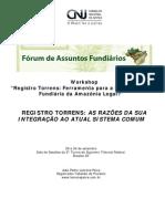 Sistema Torrens Cnj 2011 Revisado