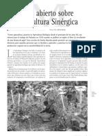Foro abierto sobre Agricultura Sinergica.pdf