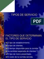 TIPOS DE SERVICIO@0.ppt