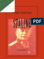 Trotski Léon - Staline