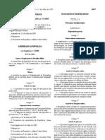 Regulamento de Disciplina Militar - De 2009