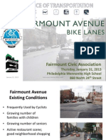 Fairmount Civic Asso. Presentation 1_31_13